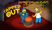 Homer's Chilliad Event Banner