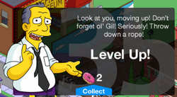 Level 35 Message