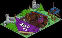Bartman Cave Icon
