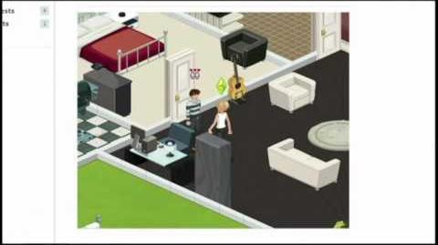The Sims Social E3 2011 Reveal