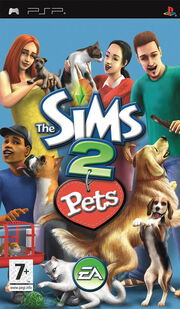 The Sims 2 Pets PSP