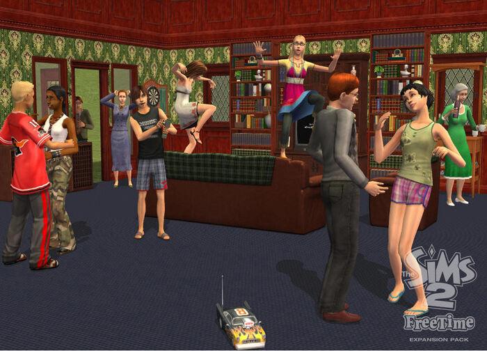 Popularity Sim
