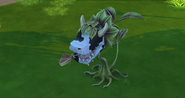 The Sims 4 Cowplant Cake