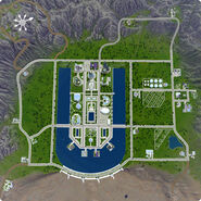 The sims 3 ol map