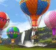 Auror Skies balloons