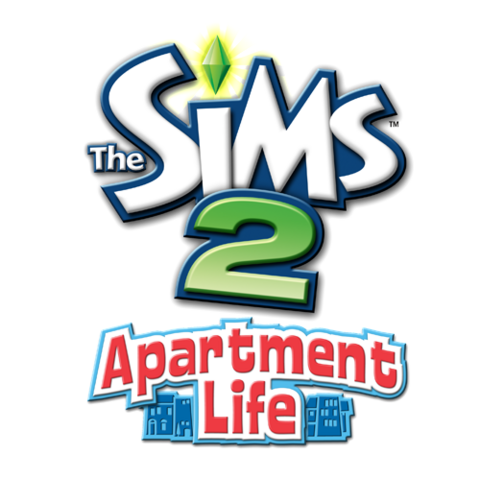 File:The Sims 2 Apartment Life Logo.png