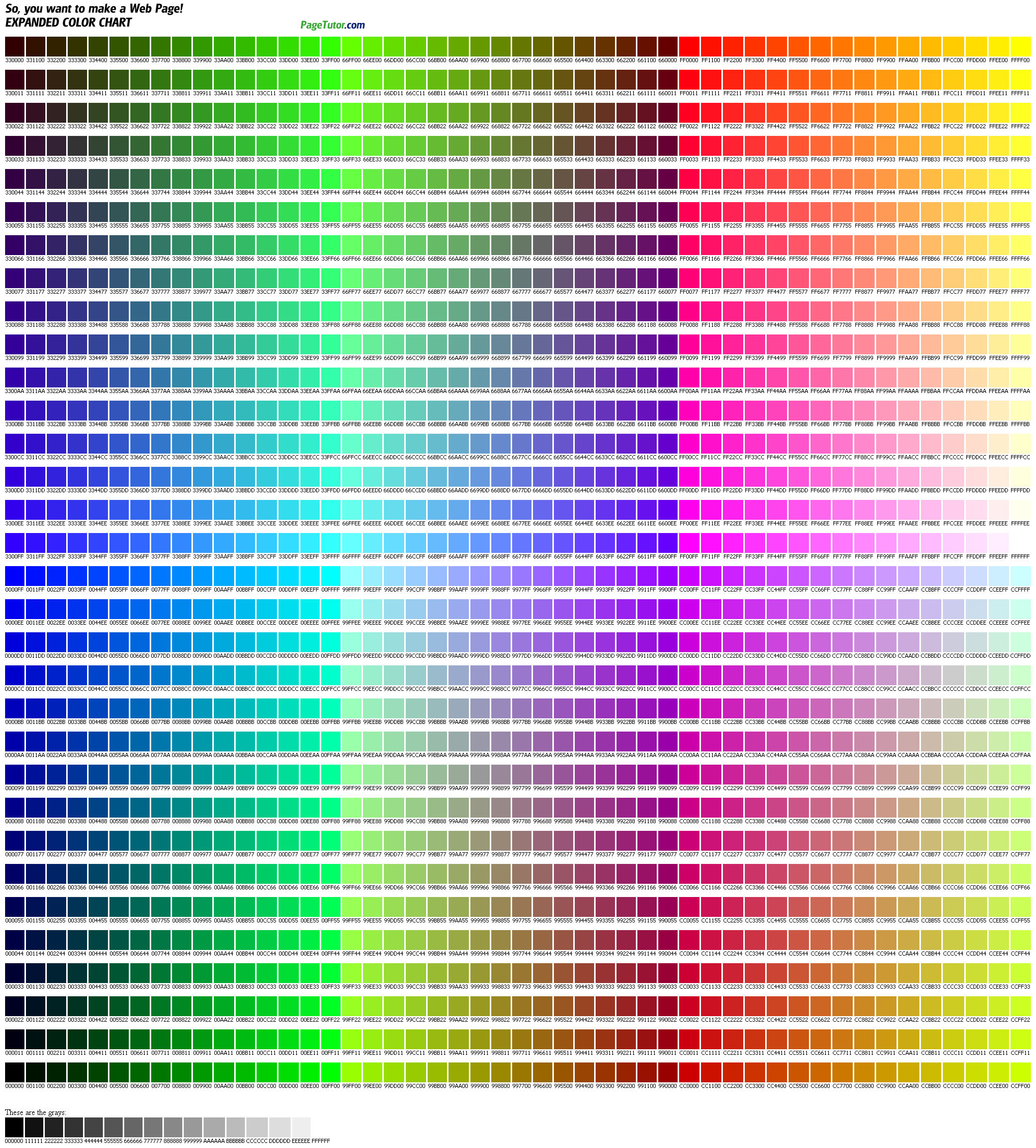 Image - Hex colors.jpg | The Sims Wiki | Fandom powered by Wikia