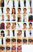 Sims4 Luxury Party Items 1