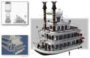 The Sims 4 Ship