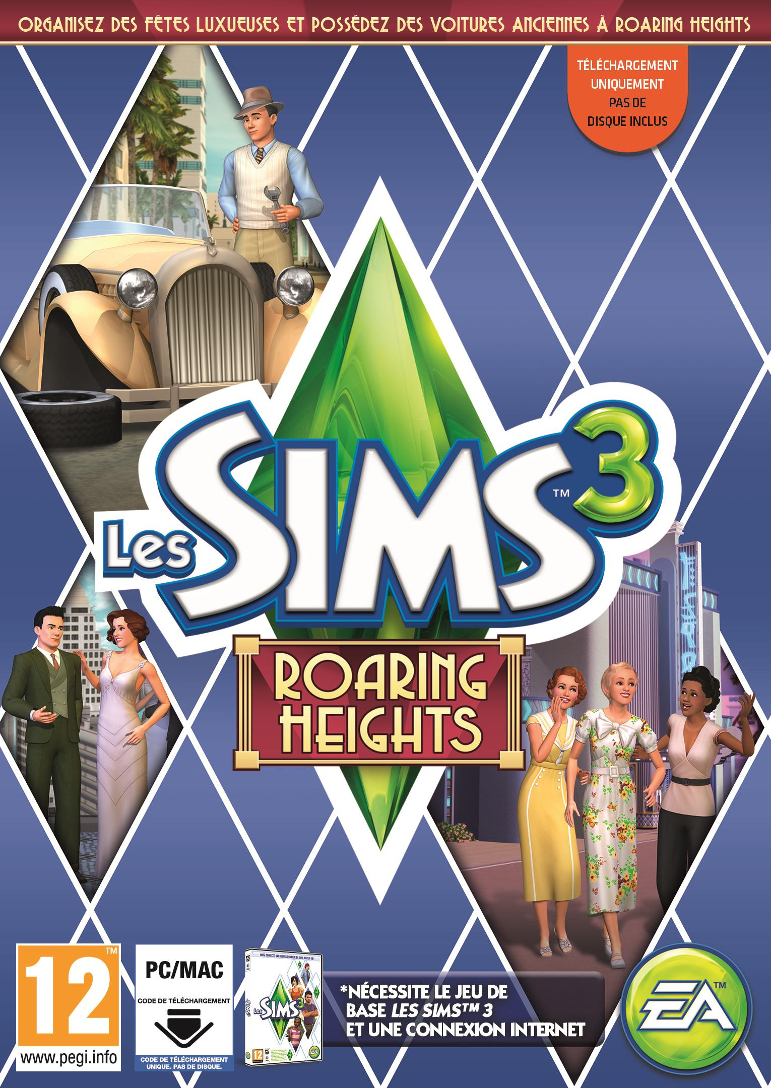 Les Sims 3 Showtime Edition Collector Katy Perry: Les Sims 3: Roaring Heights