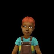 Jesse Taylor Toddler