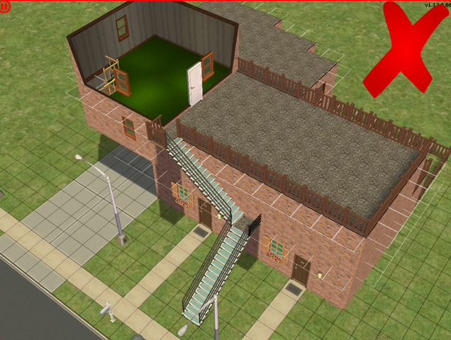 File:Ts2 custom apartment gg - incorrect multi-storey unit.png