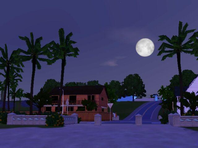 File:Beach At Night.jpg