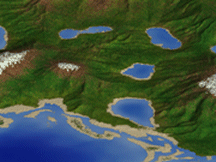Landry Lakes