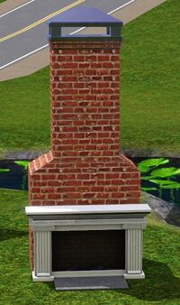 FederalColumnFireplace