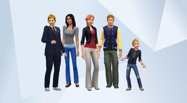 File:The Gallagher family.jpg