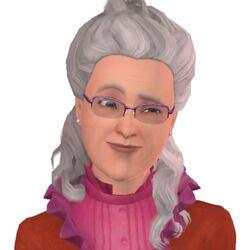 Headshot of Bathilda