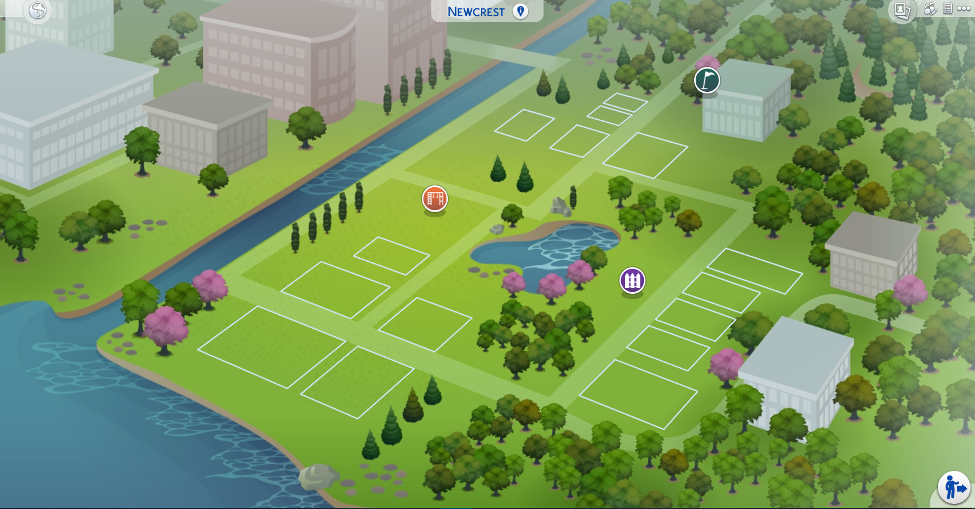 Issues With Your Game After The Latest Update Look Here First - Blank world map sims 3