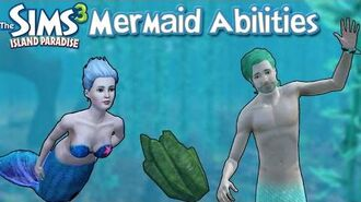 The Sims 3 Island Paradise Mermaid Abilities