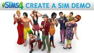 The Sims 4 Create A Sim Demo Official Gameplay Trailer
