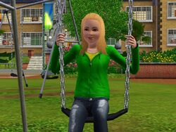 Bleeh SelfSim Swing