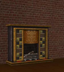 Ts2 laboheme fireplace
