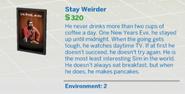 Stay Weirder
