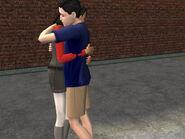 Aphrodite Love hug