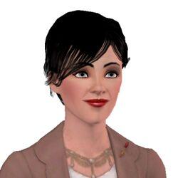 Headshot of Shaelene