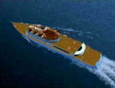 HMS Amore ship