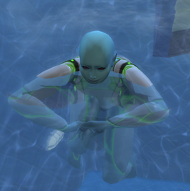 Larissa Chovanecz anian-swim