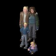 Beaker family (The Sims 3)