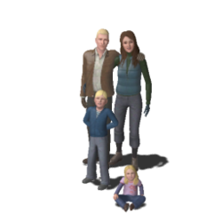 Beaker family (The Sims 3)