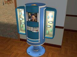 Sellafone kiosk