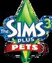 The Sims 3 Plus Pets Logo
