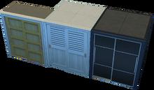 3 GT Dressers