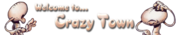 Website crazy town the isz banner