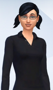 Cassandra Goth (The Sims 4)