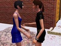 Leona meets Annie