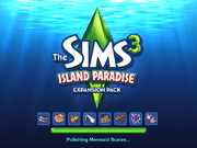 Loading Screen TS3IP