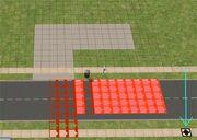 Horizontal driveway 2