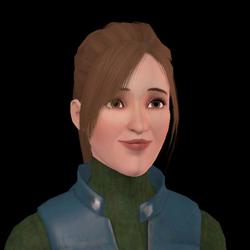Gundrun Beaker (The Sims 3)