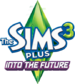 The Sims 3 Plus Into the Future Logo