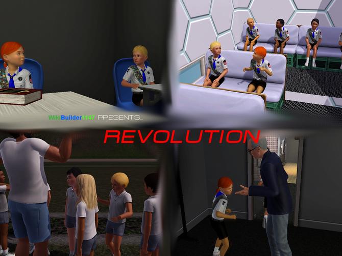 Revolutioncover