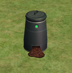 Ts2 composting apparatus by apparati aplenty