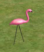 Ts2 shocking pink flamingo