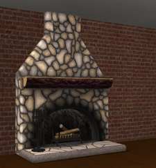 Ts2 the warm n toasty fireplace