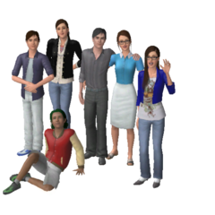 Redfield family portrait (book 3)