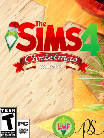 File:TS4 Christmas Collection Cover - English Version (Fanon).png