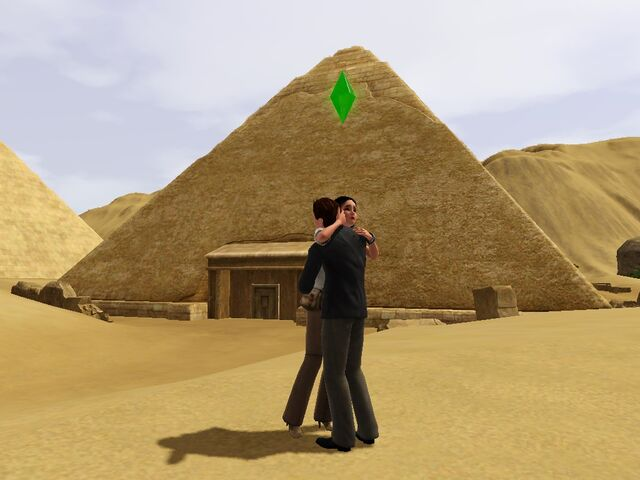 File:Lovers in egypt.jpg